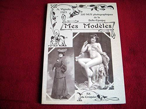 Mes modèles : 1905 par (Broché)