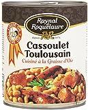 Raynal et Roquelaure Cassoulet Toulousain Cuisiné à La Graisse d'Oie 840 g