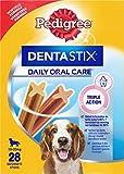 Pedigree Dentastix - Friandises pour Moyen Chien,...