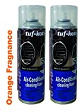 Tufkote Air Conditioner Cleaner and Disinfectant Foam with Orange Fragnance (500ml)
