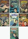Harry Potter 1-7 - 1. Harry Potter und der Stein der Weisen / 2. Harry Potter und die Kammer des Schreckens / 3. Harry Potter und der Gefangene von Askaban / 4. Harry Potter und der Feuerkelch / 5. Harry Potter und der Orden des Phönix / 6. Harry Potter und der Halbblutprinz / 7. Harry Potter und die Heiligtümer des Todes