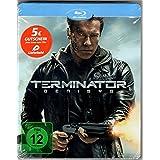 Terminator 5 Genisys Exklusiv Limited Steelbook Edition - Blu-ray