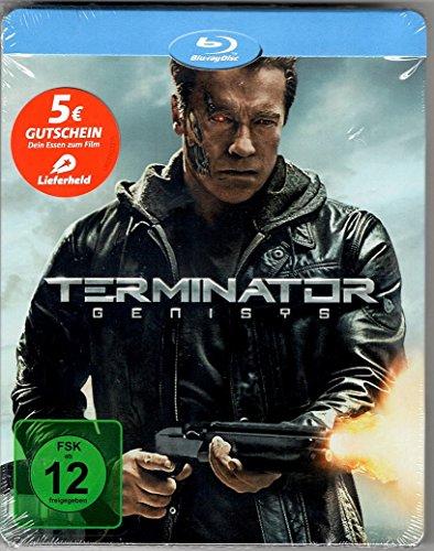 Bild von Terminator 5 Genisys Exklusiv Limited Steelbook Edition - Blu-ray