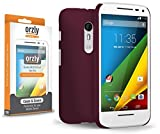 Orzly® - Exec-Armour Case für MOTO G3 SmartPhone / Handy