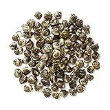 Jasmin Perle Grüntee - Jasmine Dragon Pearl China Grüner Tee - Phoenix Dragon Pearls Chinese Tee - Lose Blätter Tea 100g