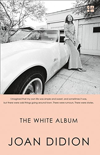 white album didion essay The white album in 1981 cemented didion's white album, another collection of essays by didion from the year of magical thinking.