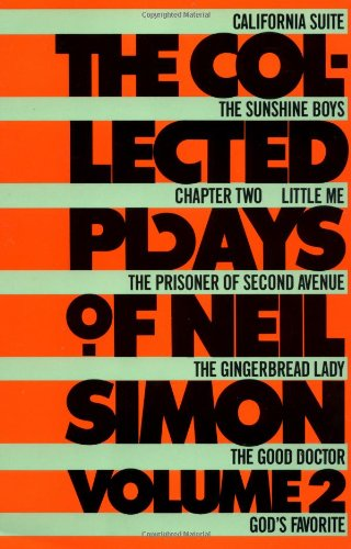 The Collected Plays of Neil Simon, Vol 2 (Plume)