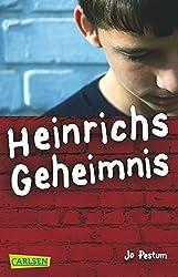 Heinrichs Geheimnis (CarlsenTaschenBücher) (German Edition)