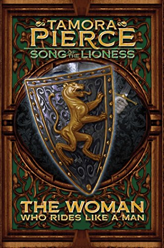 The Woman Who Rides Like a Man (Song Of The Lioness Quartet Book 3) (English Edition)