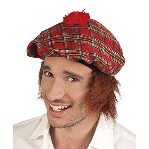 Everflag Schottenhut mit Haaren