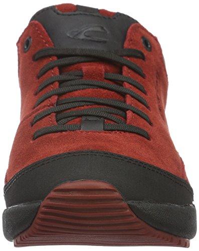 Cammello Attivo Damen Jump 72 Sneaker Marciume (vino / Nero 01)