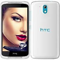 mtb more energy® Funda Clear & Slim para HTC Desire 526G / 526G+ / 526G Dual SIM (4.7'') | transparente | flexible | delgada | Gel TPU Silicona Carcasa Suave Cascara