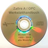 Riparazione istruzioni/manuale officina (CD)