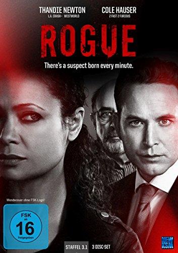Rogue - Staffel 3.1 - Episoden 1-10 [3 DVDs]