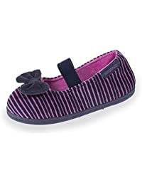 Chaussons ballerines fille gros nud
