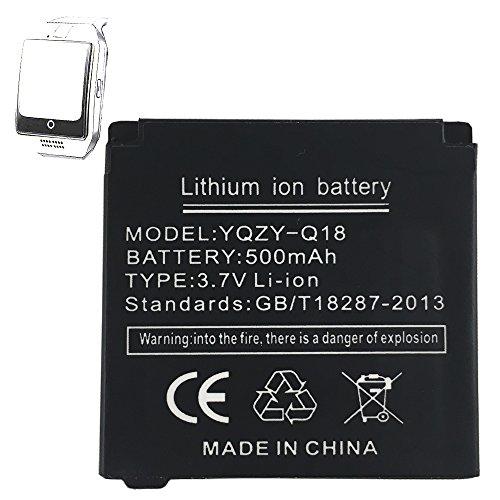 Smart Watch-Batería alto rendimiento Q18Smart