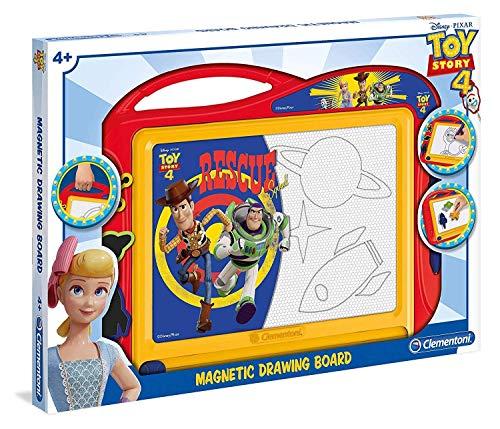 Clementoni- Ardoise Magique-Disney Toy Story 4- 15294