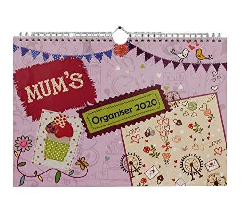 2020 Mum's Family Organiser, Wee...