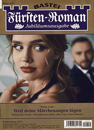 Fürsten-Roman Jubiläumsausgabe [Jahresabo]