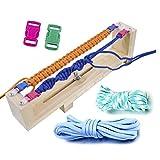Jig Bracelet Maker avec cordons de corde de parachute Parachute, bracelet...