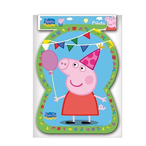 Peppa Pig - Piñata silueta, 4