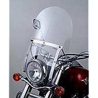 Windschild CW1 f/ür Suzuki Marauder GZ 125//250// VZ 800 klar