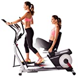 ProForm Hybrid Trainer Pro 2 in 1 Crosstrainer Liegeergometer iFit Bluetooth
