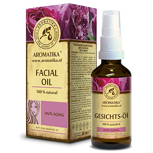 Aceite Facial 50ml - 100% Puro Natural - Aceite Facial