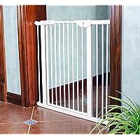 Puerta Para Bebés Con Puerta Para Mascotas Puerta Para Bebés Retráctil Seguridad Para Bebés Parque Infantil