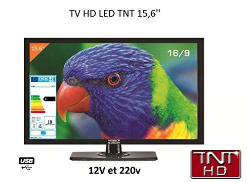 Antarion - Televisión HD LED de 39
