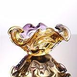 Personalidad Europea Creativa cenicero de Cristal Salón Mesa de café...