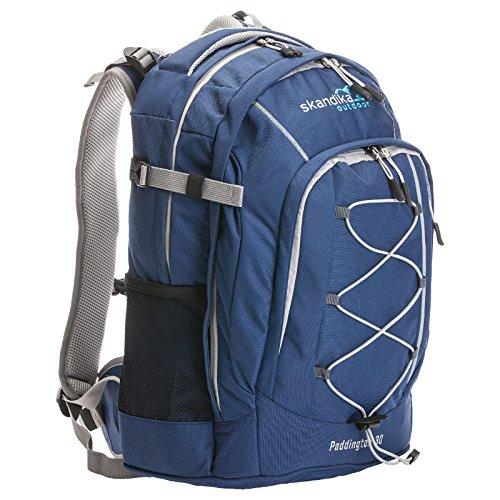 SKANDIKA Paddington - Sac à Dos randonnée Marche Trekking - 30 litres