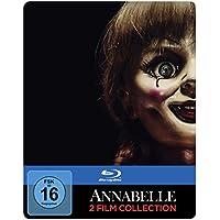 Annabelle 1 + 2 als Steelbook