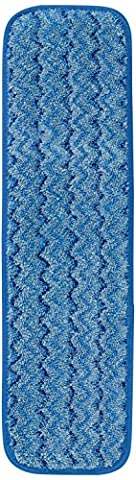Rubbermaid 847721 - Balai humide bleu
