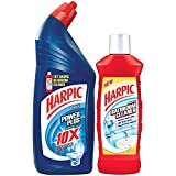 #1: Harpic Powerplus - 1L (Original) with Bathroom Cleaner - 200ml (Any Variant)