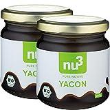 nu3 Premium Bio Yacon-Sirup