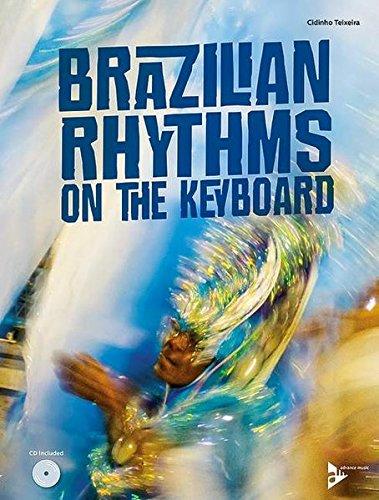 Brazilian Rhythms on the Keyboard +CD (Advance Music)