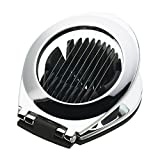 """Best Egg Slicers - KitchenCraft """"Master Class"""" 2-In-1 Egg Slicer/Wedger, Stainless Steel Review"""