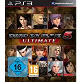 Dead or alive 5 : Ultimate [import allemand]
