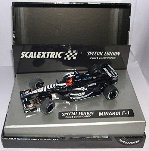 Minardi F1 2001 Alonso Edición Especial Scalextric
