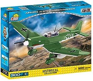 COBI 5700 - Juguete de construcción, Color Verde