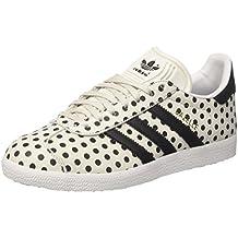 96238c94d5f Amazon.es  adidas gazelle - Blanco