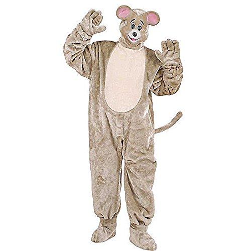 Latex-plüsch (Maus Plüsch Kostüm als Tierkostüm)