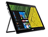 Acer Switch 3 (SW312-31C8ZK) 30,98 cm (12,2 Zoll FHD IPS Multi-Touch) Tablet (Intel Celeron N3350, 4GB RAM, 64GB eMMC, Intel HD, USB 3.1 Type-C, DP, Win 10) grau