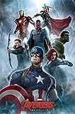 """Maxi poster degli Avengers """"Età di Ultron Encounter"""", multicolore"""