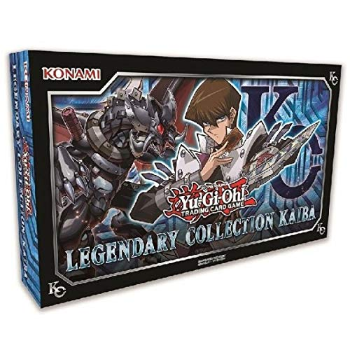 Yu-Gi-Oh ! Legendary Collection Kaiba (Deck Yugioh Drachen)