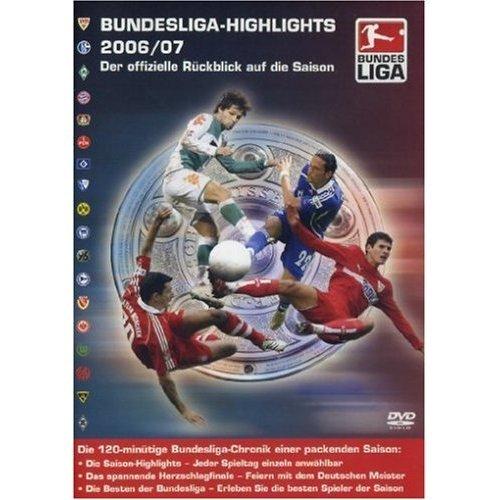 Bundesliga-Highlights 2006/07, 1 DVD