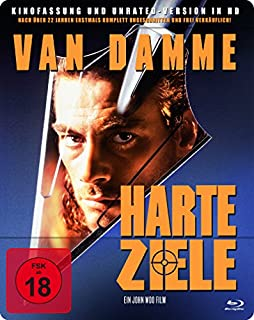 Harte Ziele - Steelbook/Uncut [Blu-ray]