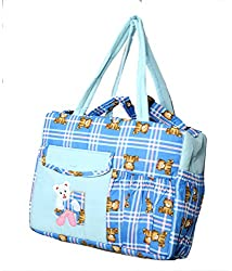 Kuber Industries Mamas Bag, Baby Carrier Bag, Diaper Bag, Travelling Bag
