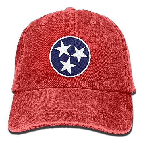 Hat New Tenne Tri Star Flag Snapback Cotton Cap